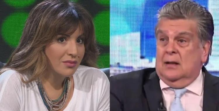 Gianinna Maradona demandó a Luis Ventura en la Justicia | El Diario 24