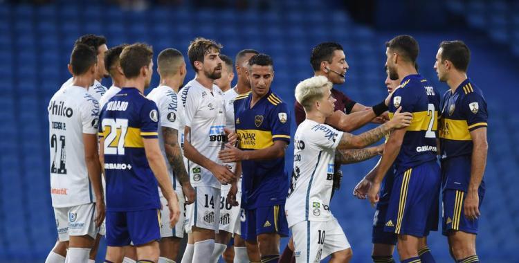 Boca vs Santos: La Revancha, Horario, Televisión y probables formaciones | El Diario 24