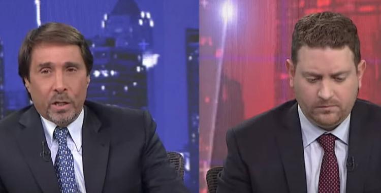 VIDEO El comentario de Feinmann que entristeció a Jonatan Viale por la muerte de su papá | El Diario 24
