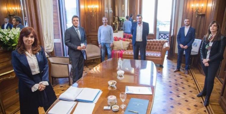 Cuánto es el aumento que acordaron Cristina Kirchner y Sergio Massa para los empleados del Congreso | El Diario 24
