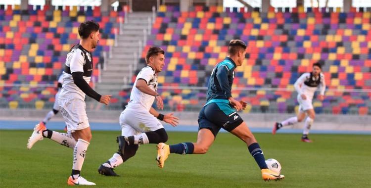 Intensos partidos entre Racing y Central Córdoba en los amistosos de preparación en el Estadio Único   El Diario 24