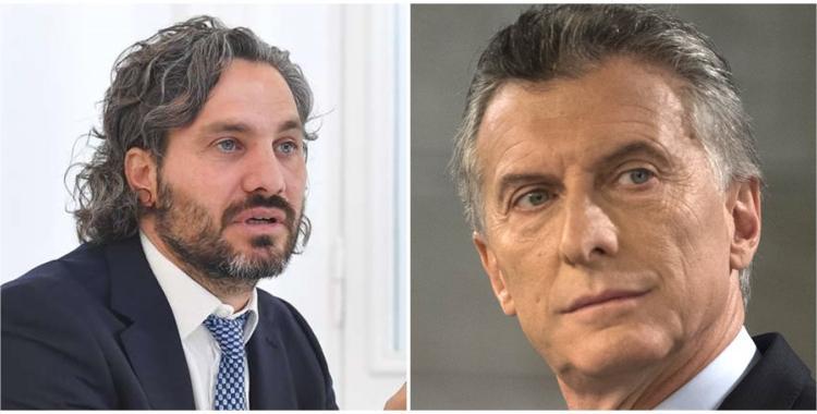 Feroz cruce: Cafiero acusó a Macri de querer interrumpir el mandato constitucional | El Diario 24