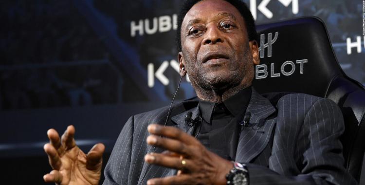 Pelé fue operado de un tumor en el colon y está en terapia intensiva   El Diario 24