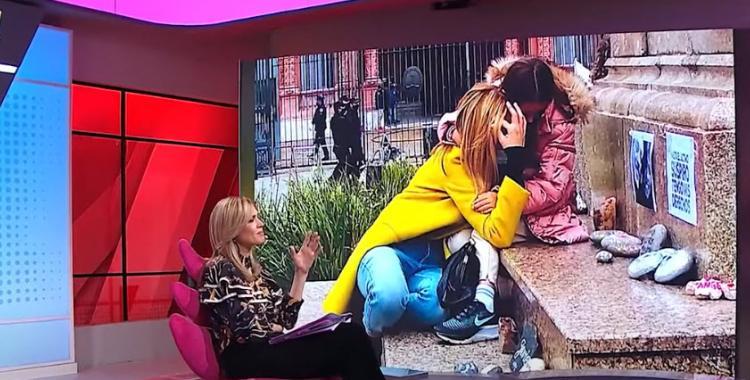 VIDEO La emoción de Viviana Canosa al hablar sobre el encuentro con familiares de víctimas del Covid   El Diario 24
