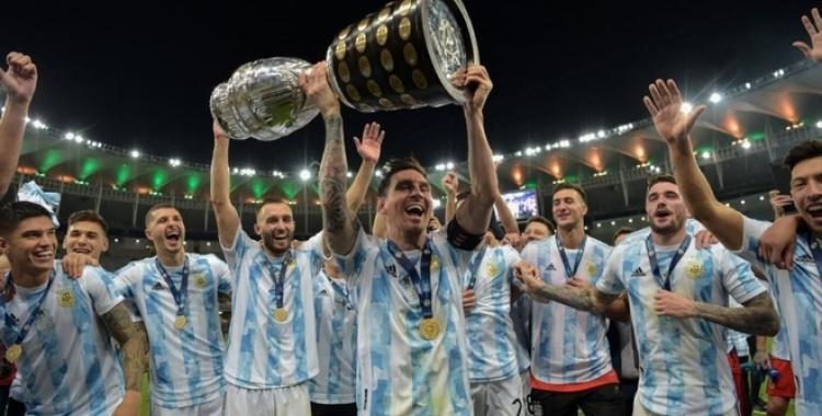 Argentina celebra el título de la Copa América en el Monumental ante Bolivia: Horario, Tv y formaciones   El Diario 24
