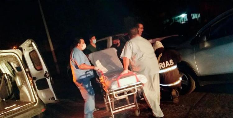 Un peatón intentó cruzar la calle y fue arrollado por una mujer que manejaba una 4x4   El Diario 24