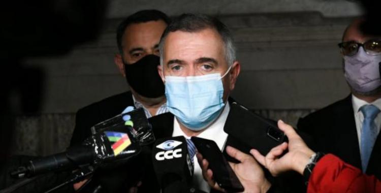 Osvaldo Jaldo sostuvo que se le dará prioridad al interior tucumano | El Diario 24