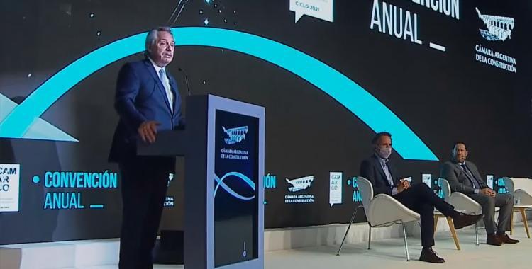 Alberto Fernández afirmó que a fin de año tendrá más 100.000 viviendas en ejecución   El Diario 24