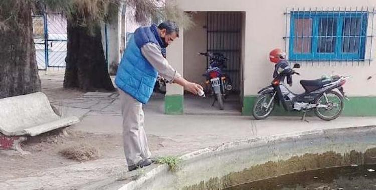 Realizan bloqueos de casos sospechosos de Dengue en Tucumán   El Diario 24
