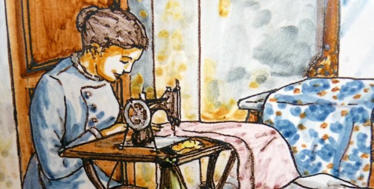 Por qué el 14 de octubre es el Día Mundial de la Costurera | El Diario 24